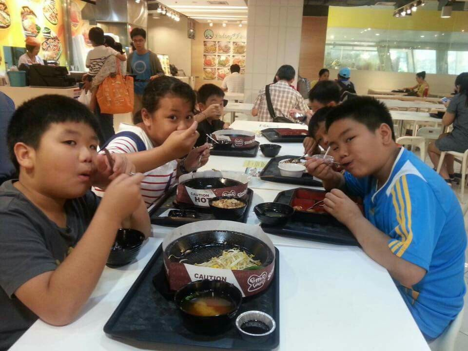 Lunch @ Singapore