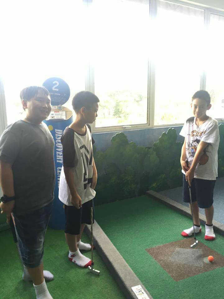 Mini Golf in Singapore