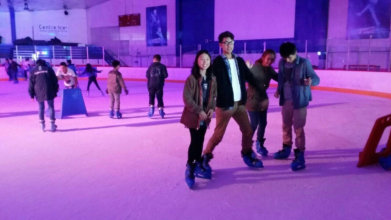 Ice Skating Time